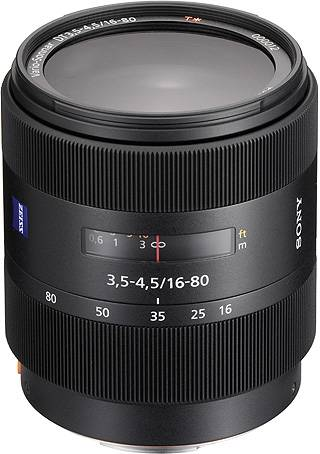 Sony Carl Zeiss DT 16-80 mm f 3,5-4,5 Vario-Sonnar T
