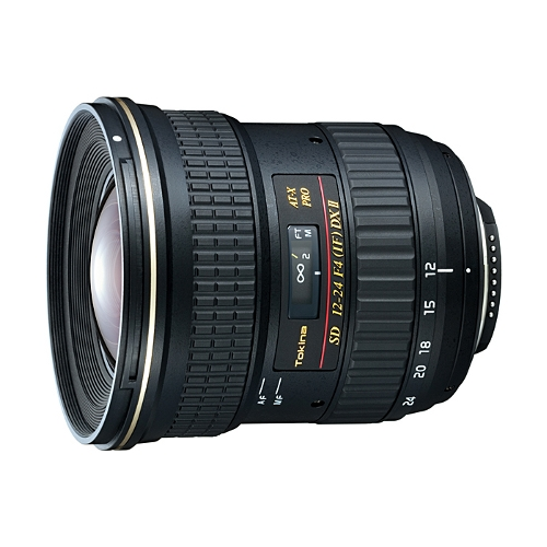 Tokina AT-X 12-24mm f/4 Pro DX pro Canon
