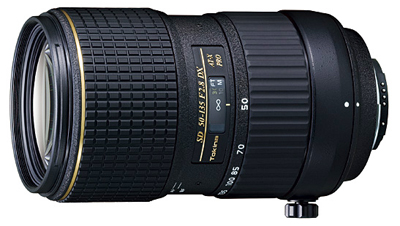 Tokina 50-135 mm f/2,8 AT-X PRO DX pro Canon